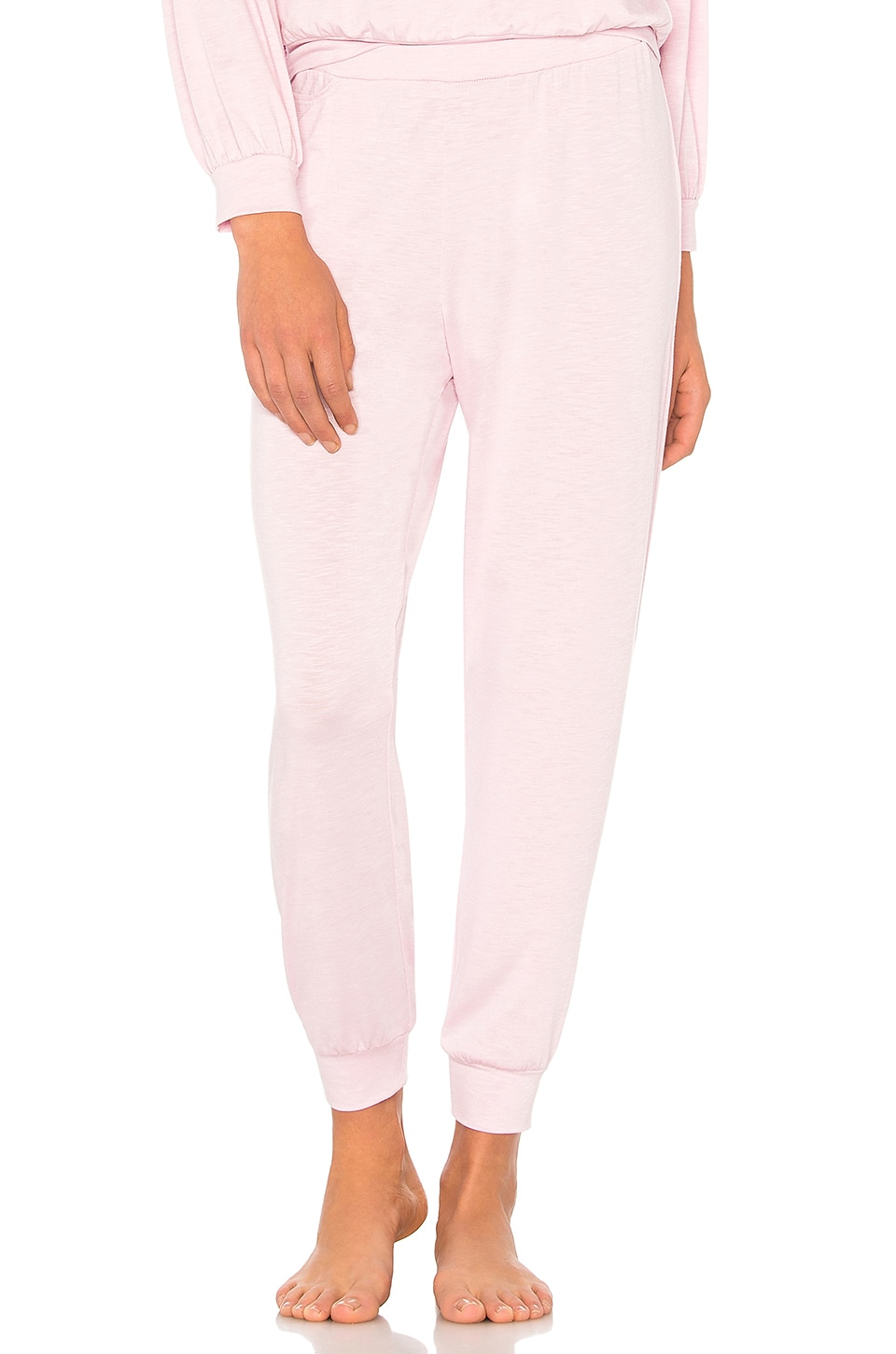 Only Hearts Jogger Sweatpant in Pink Paradise
