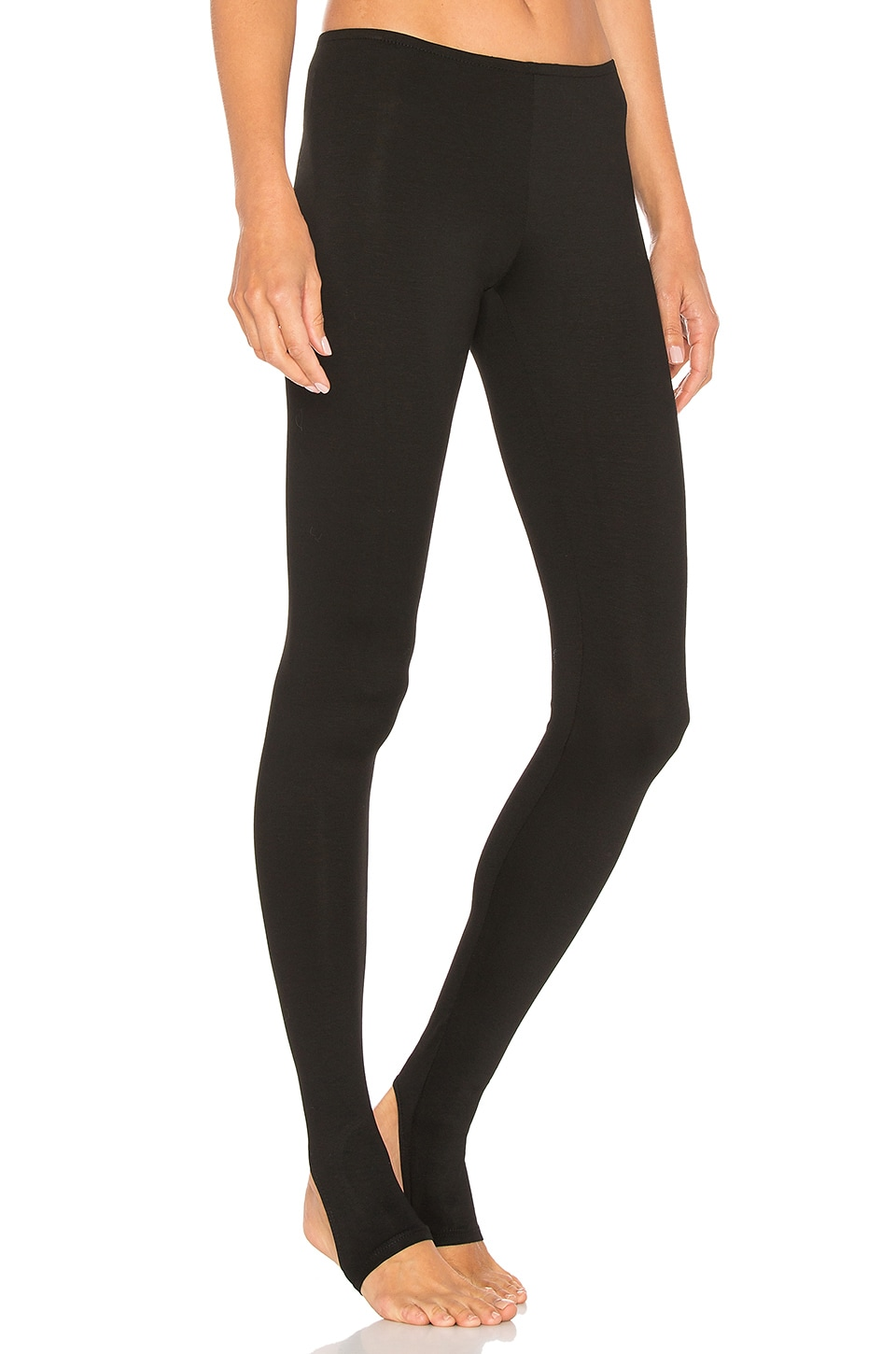 Only Hearts So Fine Stirrup Legging in Black