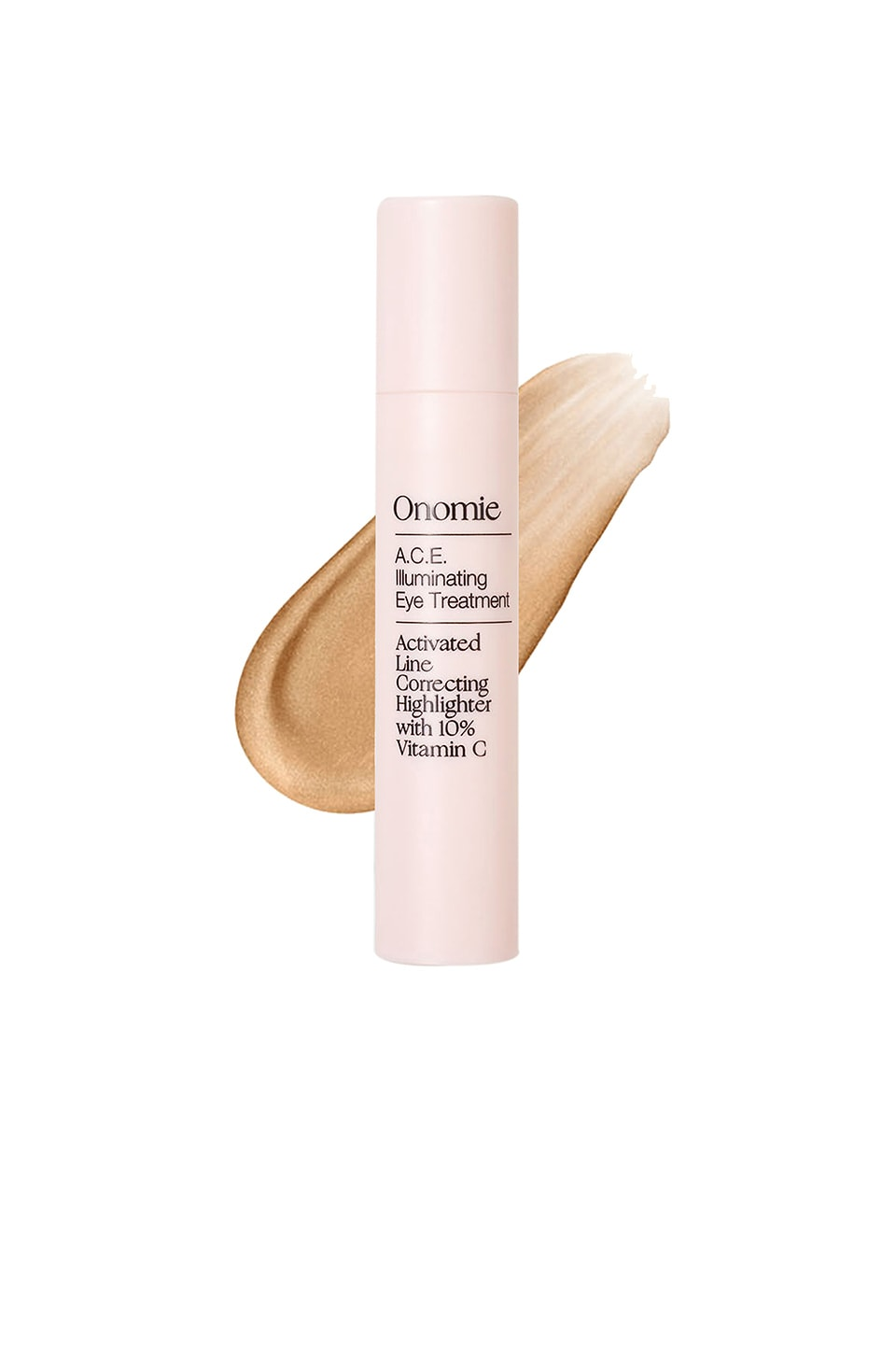ONOMIE A.C.E. Illuminating Eye Treatment in Gold