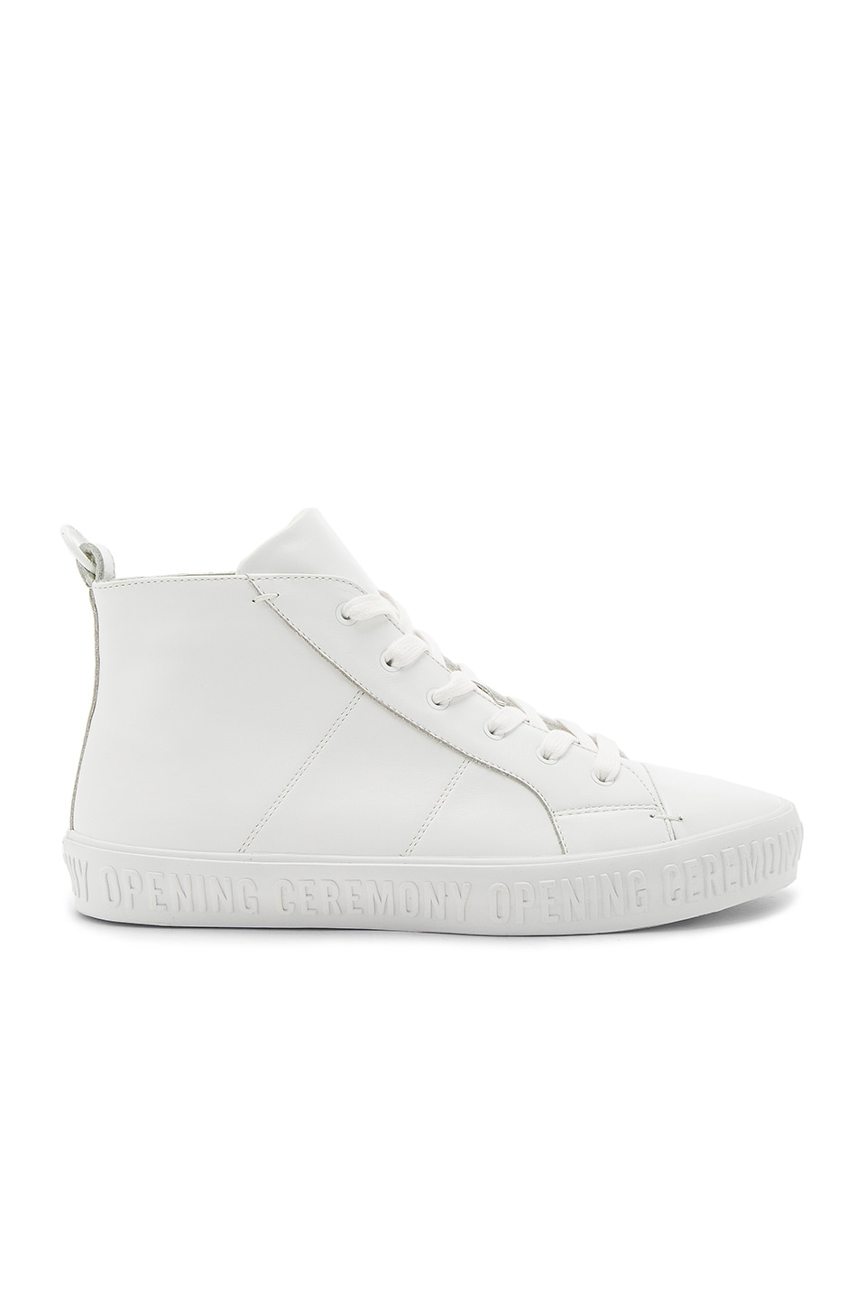 Ervicc Lace Up Sneakers by Opening Ceremony