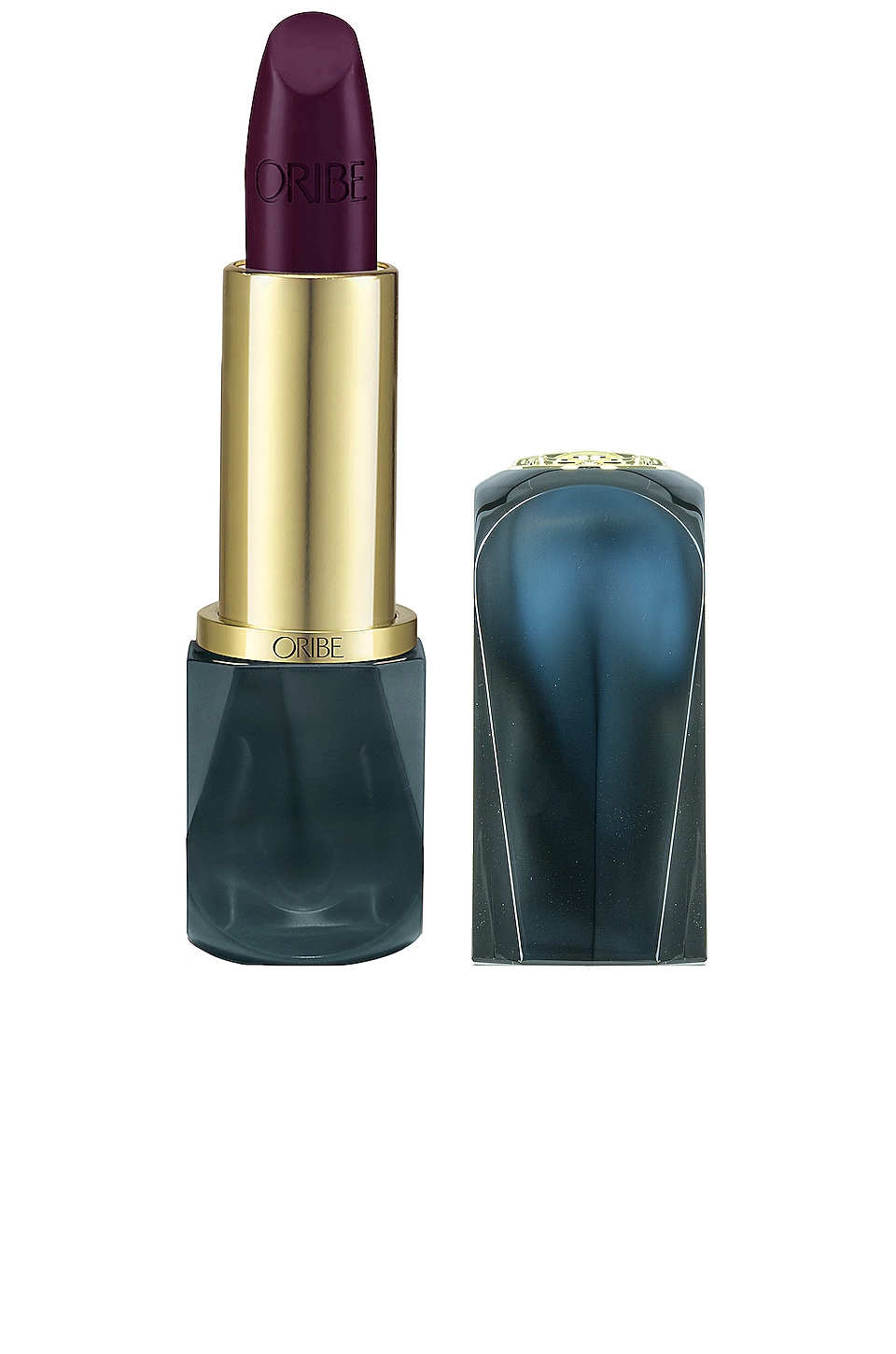 Oribe Lip Lust Creme Lipstick in The Violet