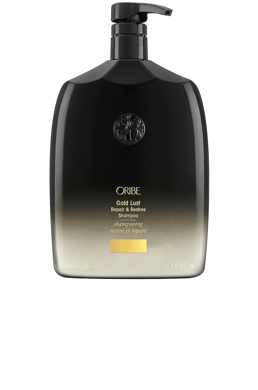Oribe Gold Lust Repair & Restore Shampoo Liter