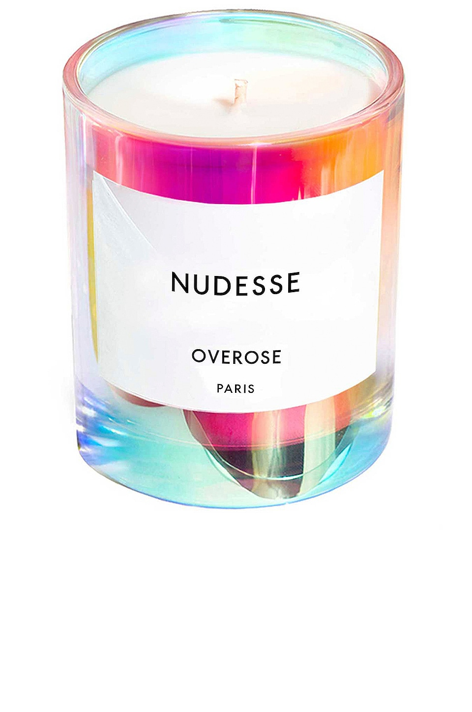 OVEROSE Nudesse in Holographic