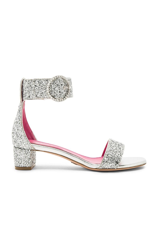 Photo of Erica Sandal by Oscar Tiye shoes