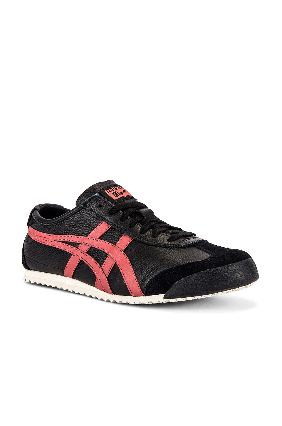 Onitsuka Tiger Mexico 66 en Black & Burnt Red
