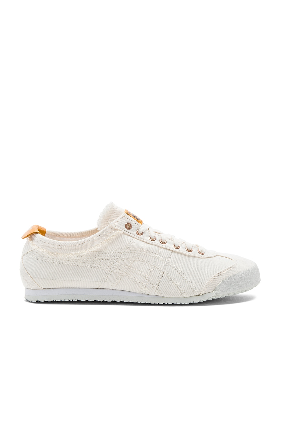 separation shoes f6af2 a5c85 Onitsuka Tiger Platinum Mexico 66 in Slight White   Sight White