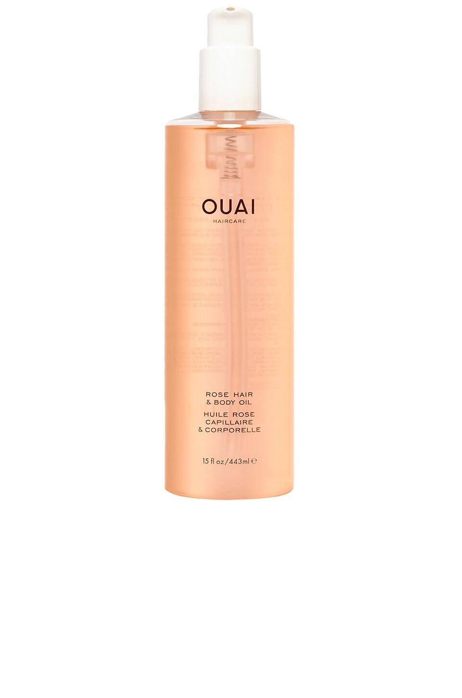 OUAI ROSE HAIR & BODY OIL MAGNUM