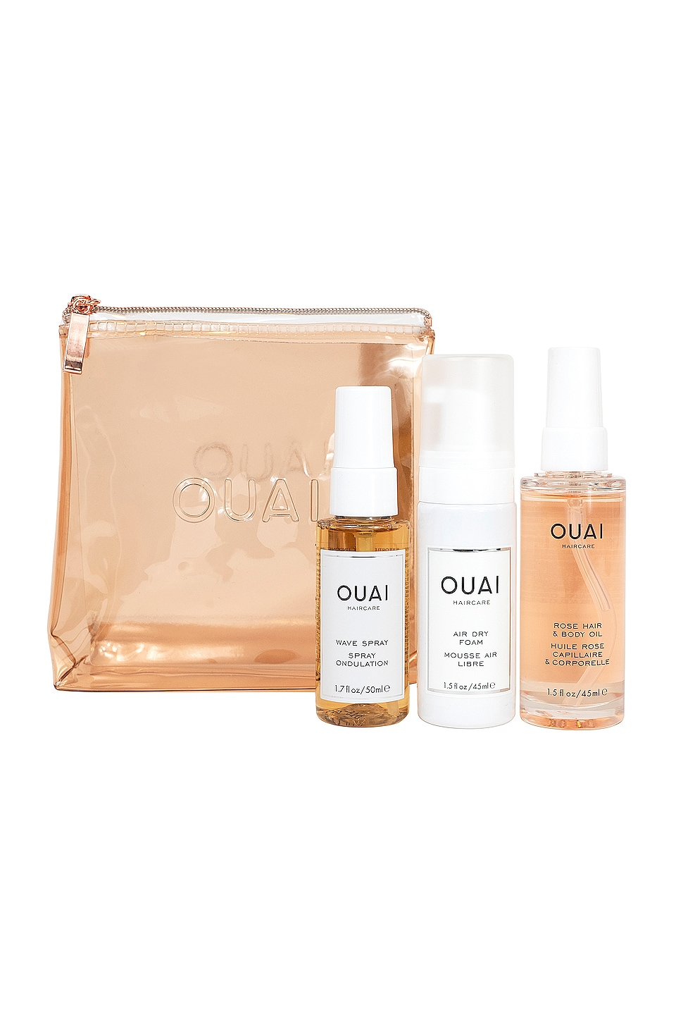 OUAI KIT CAPILAR THE EASY OUAI