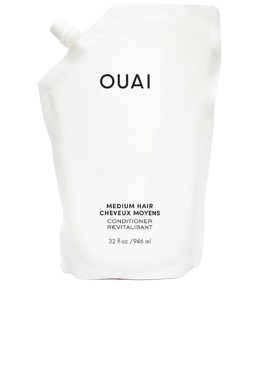 Ouai Medium Hair Conditioner 32 oz/ 946 ml In N,a