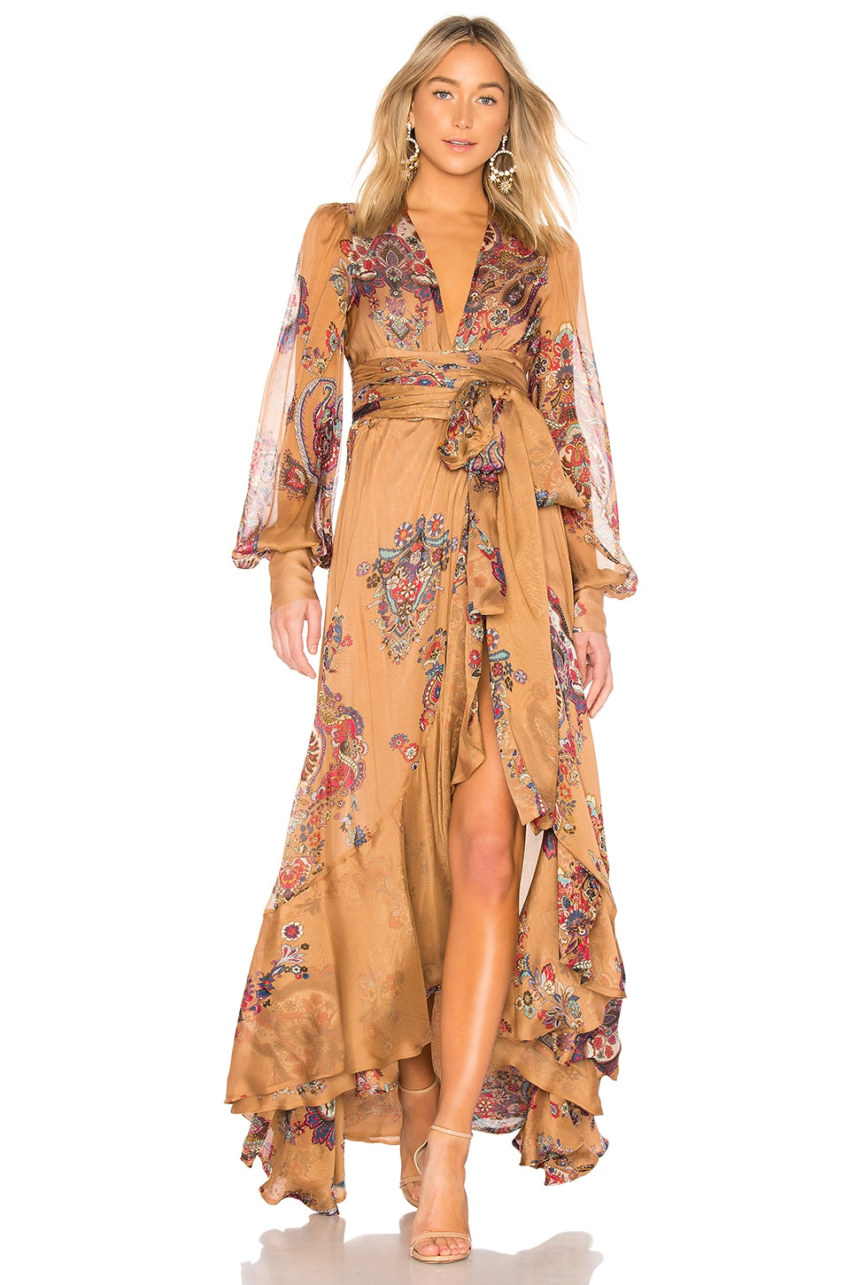 OUD Soho Dress in Nude