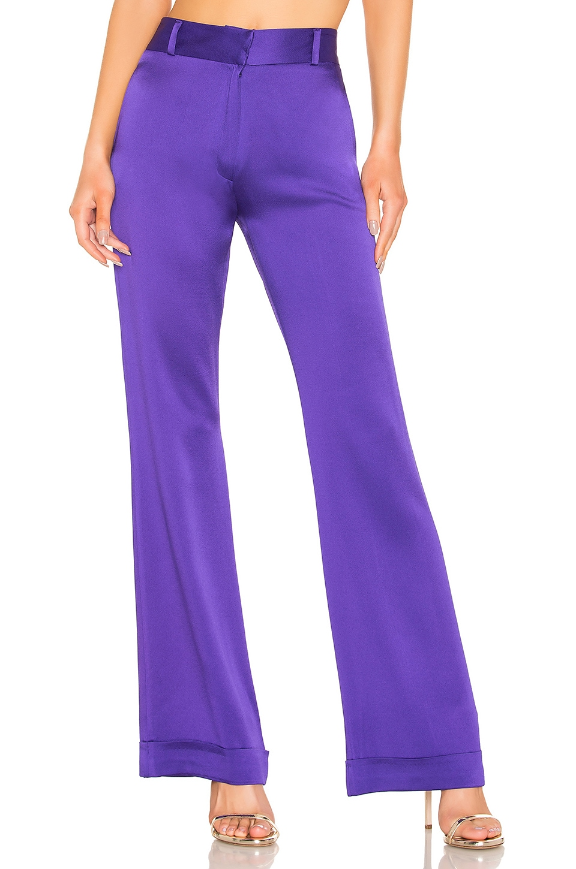 OUD Dolfino Pant in Dark Violet
