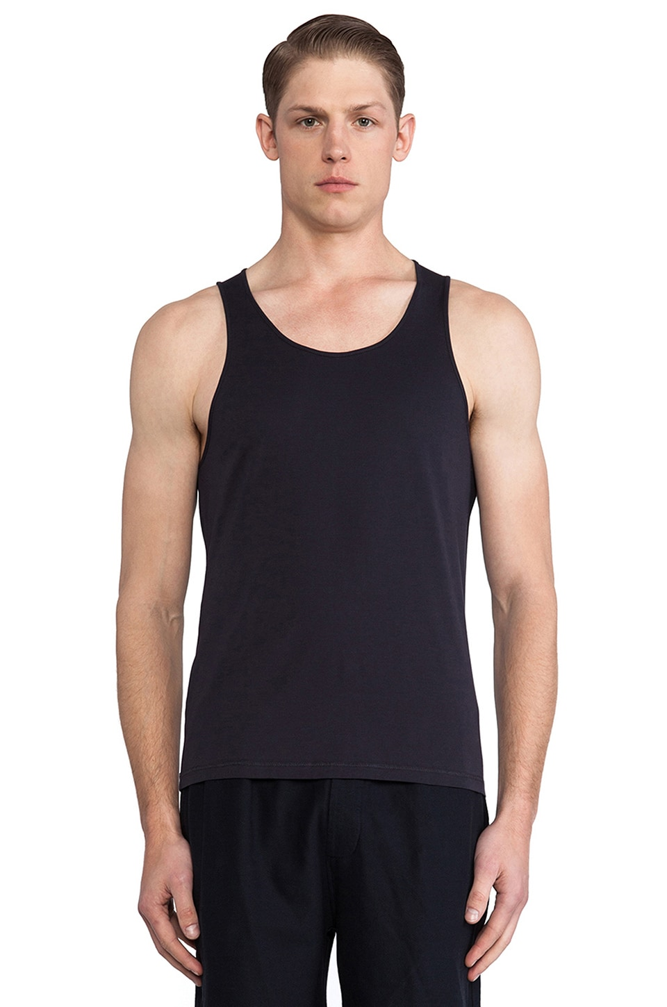Our Legacy Singlet Tank in Deep Navy