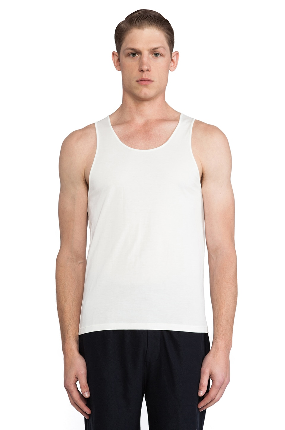 Our Legacy Singlet Tank in White