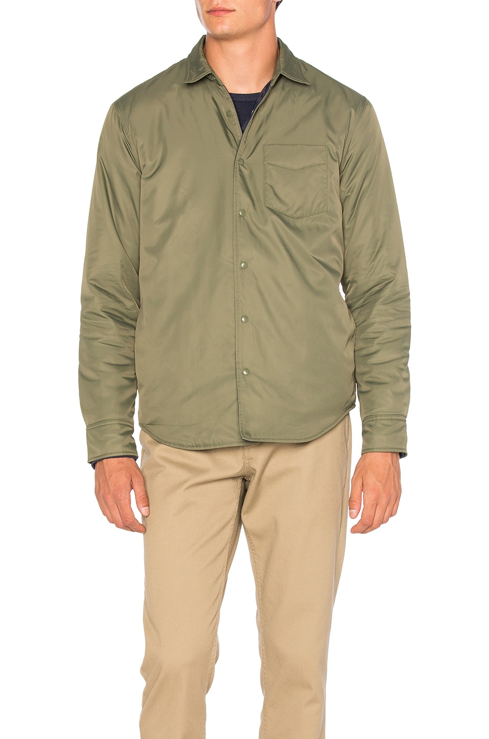 Evolution Reversible Jacket by OUTERKNOWN