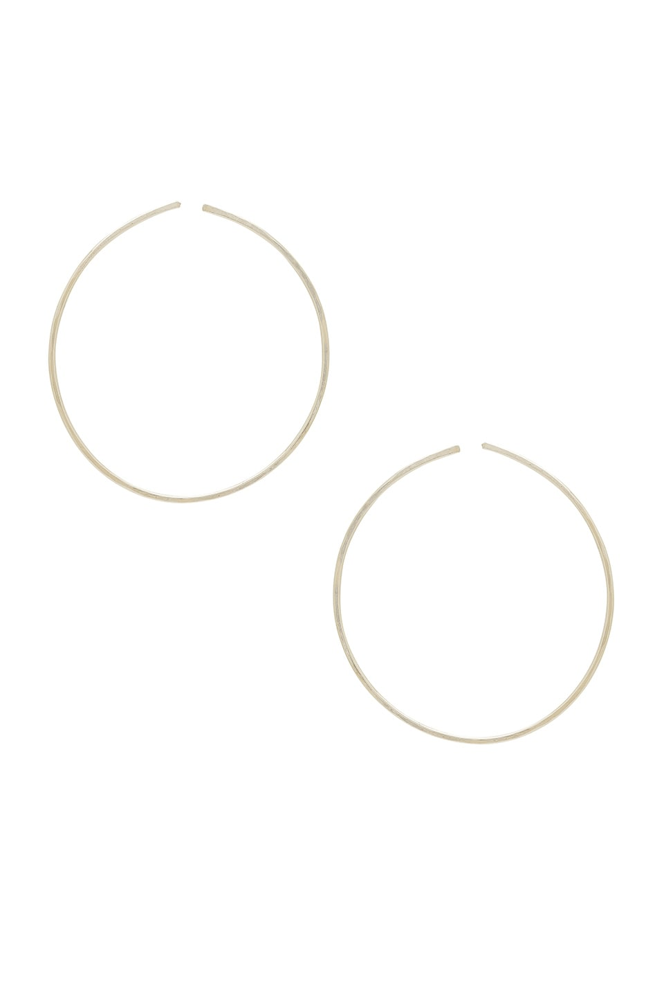 Large Degree Hoops