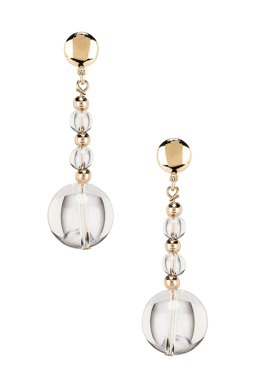 Vial Earrings