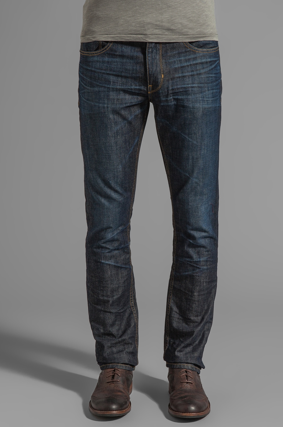 Paige Denim Federal Slim in Fathom