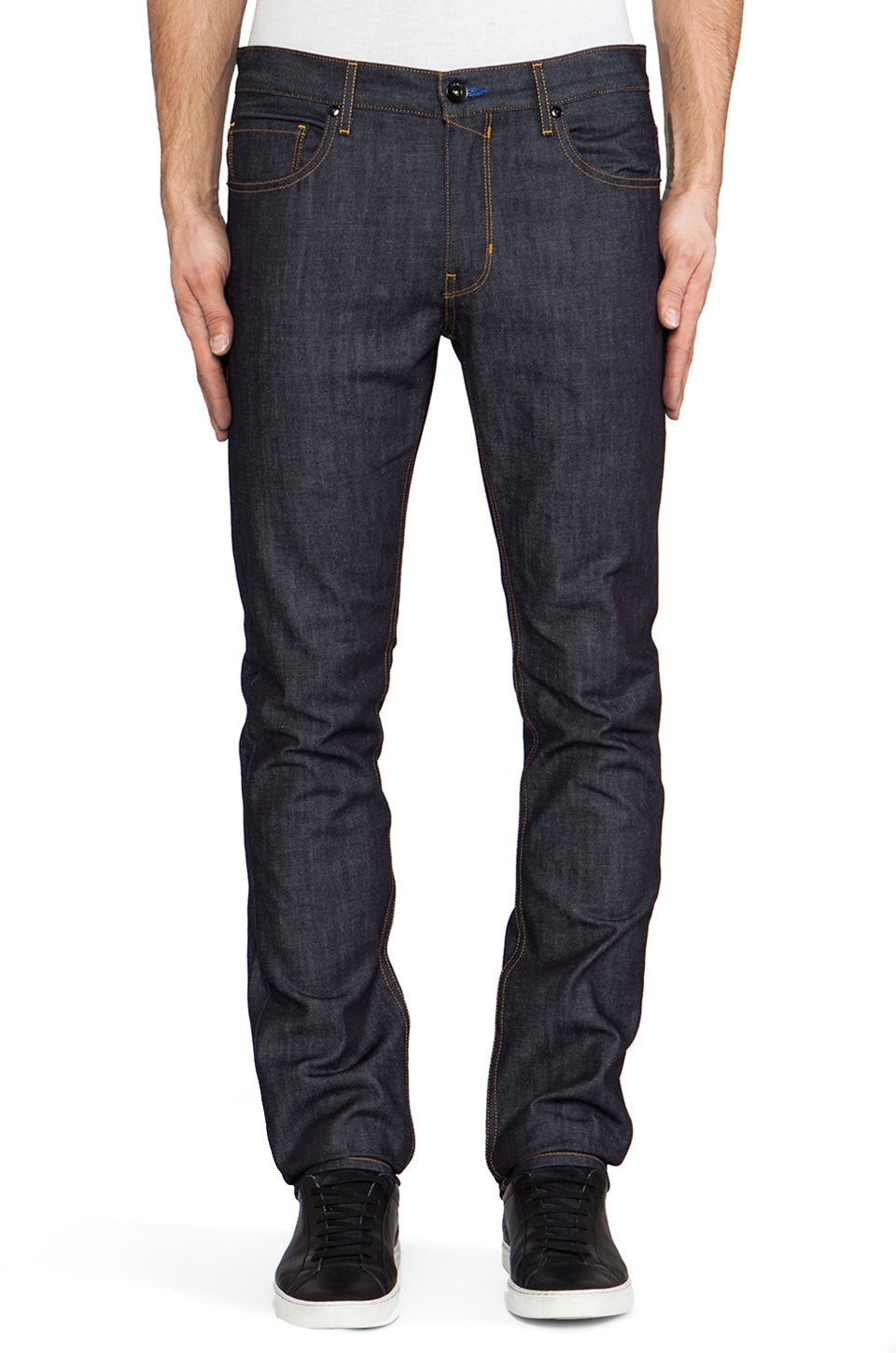 Paige Denim Federal Slim in Uncharted