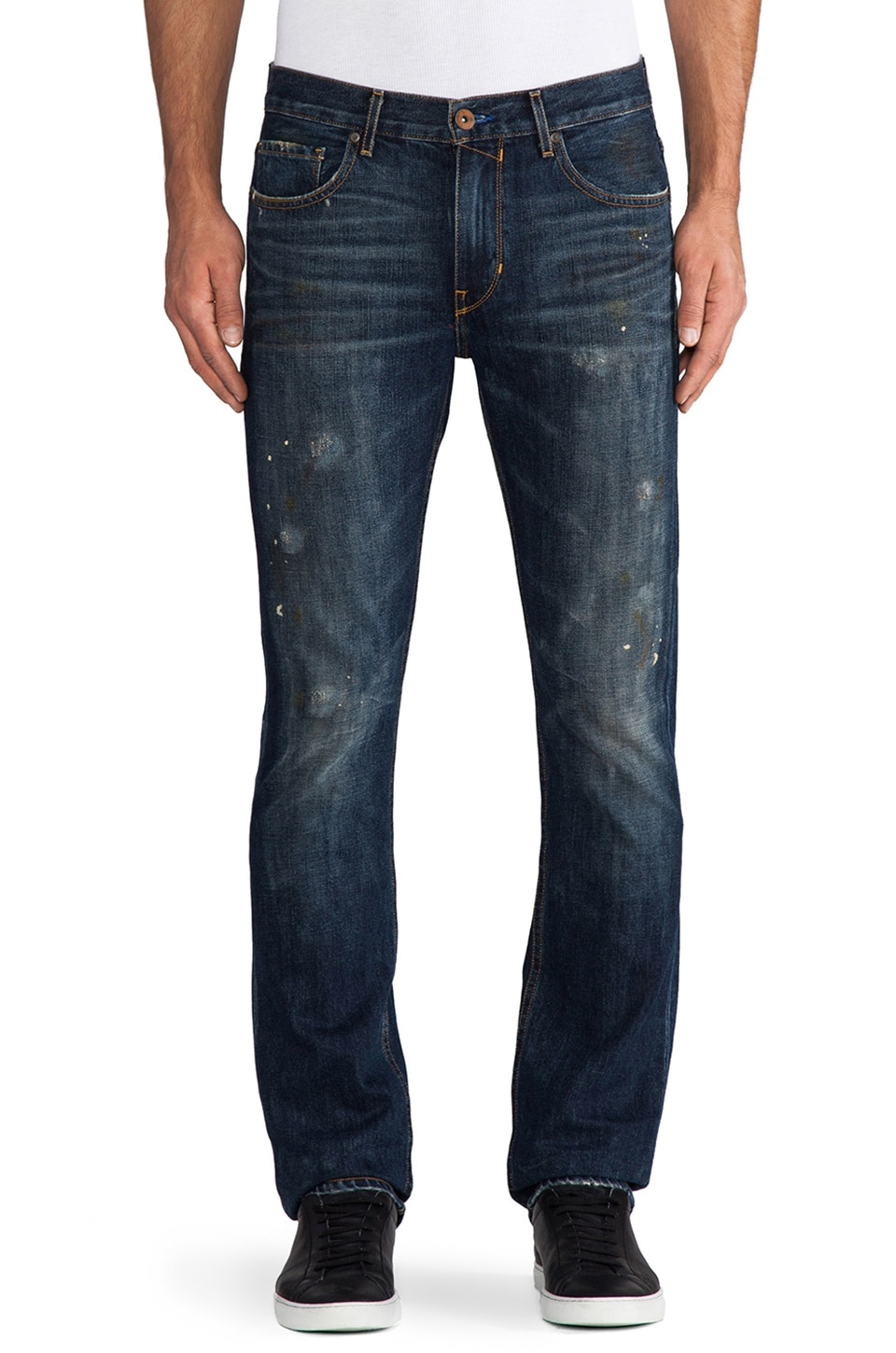Paige Denim Federal Slim in Pioneer