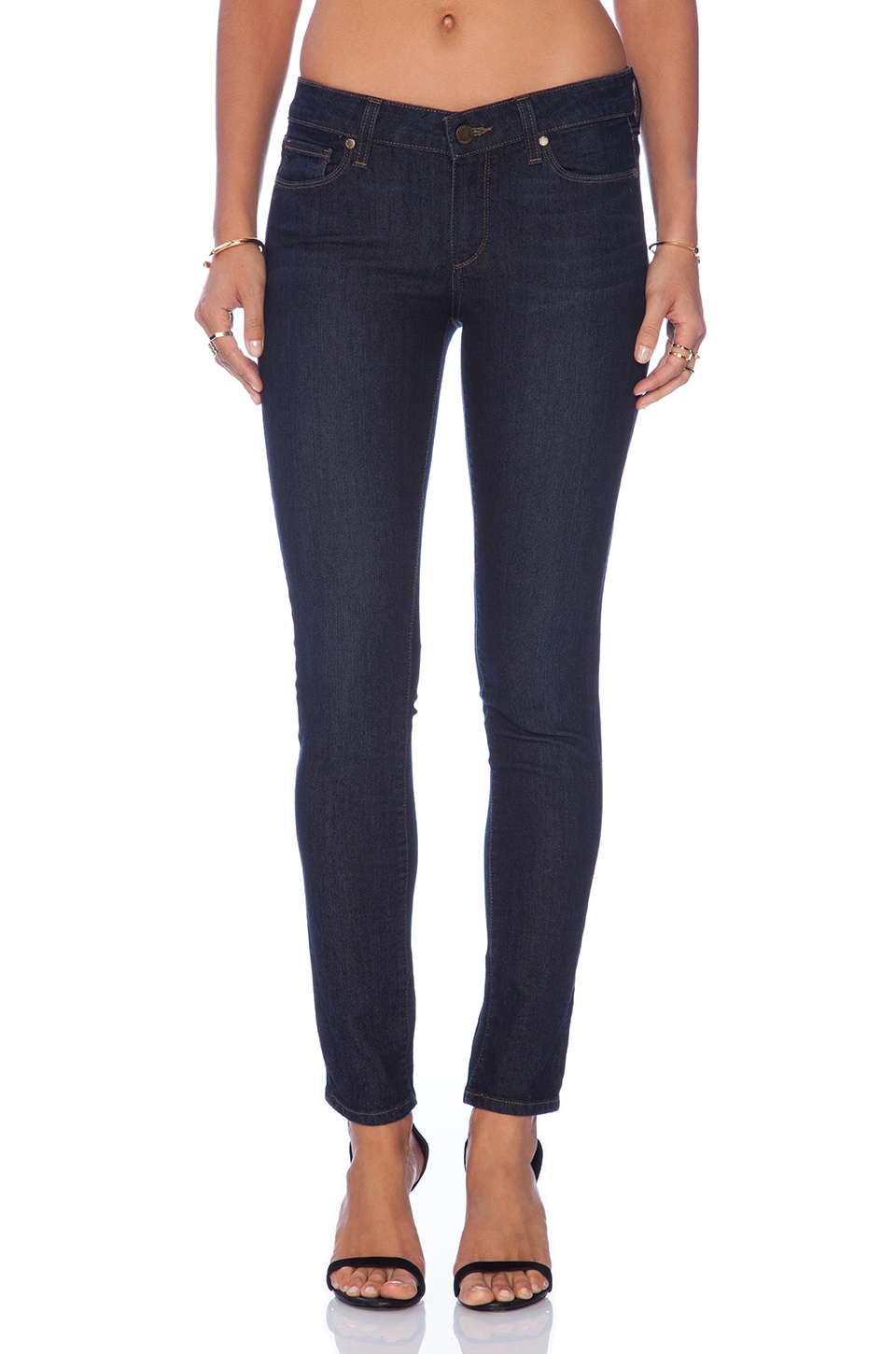 PAIGE Denim Skyline Skinny in Lesley