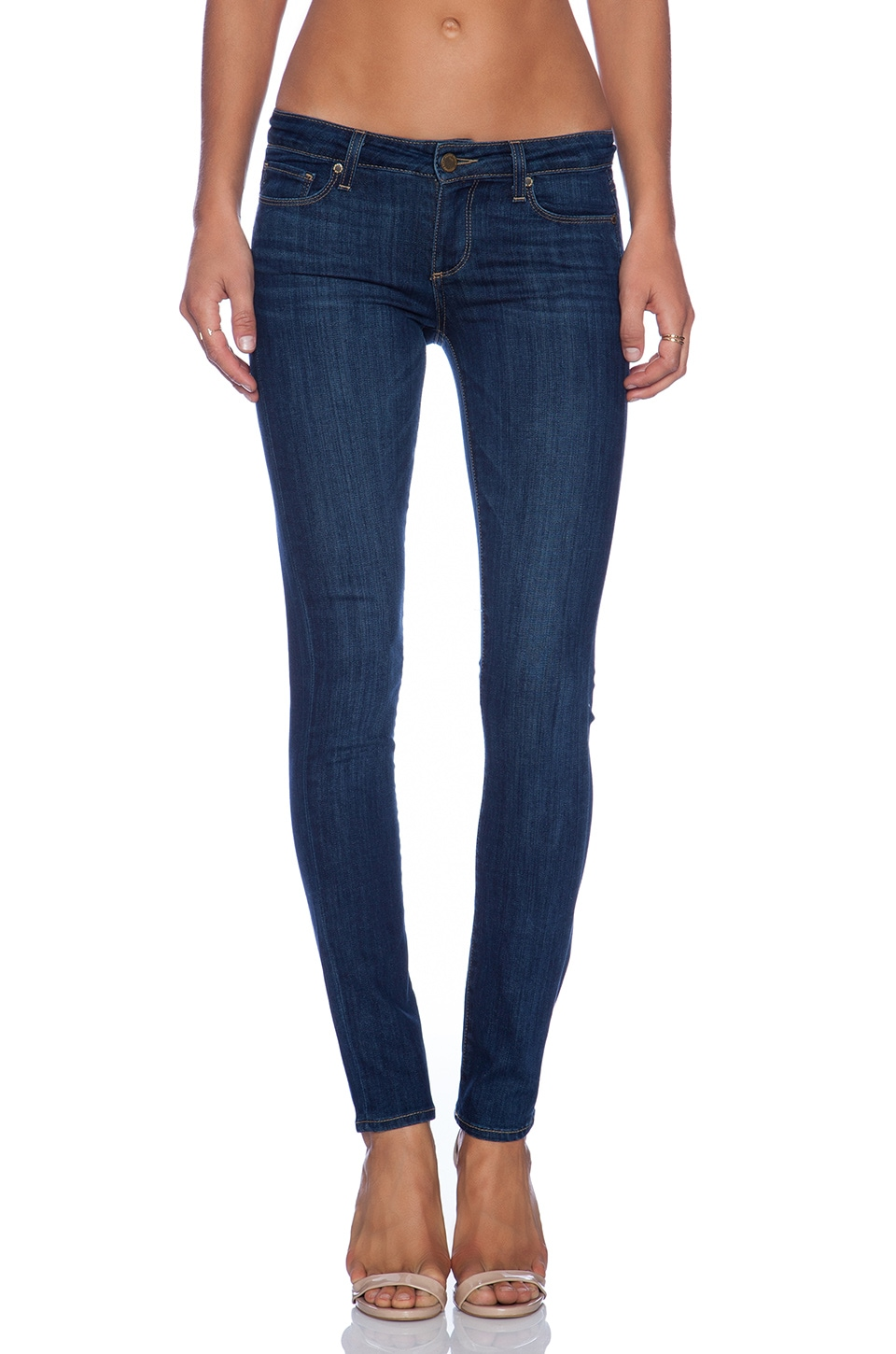 PAIGE Denim Skyline Skinny in Lange