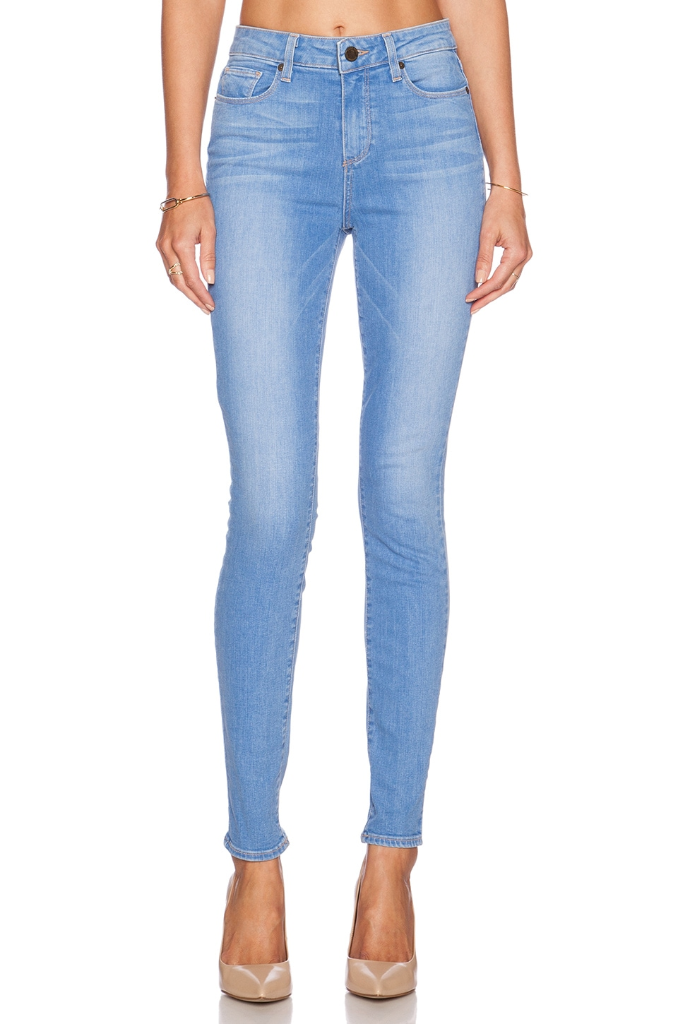 PAIGE Hoxton Ultra Skinny in Meliah