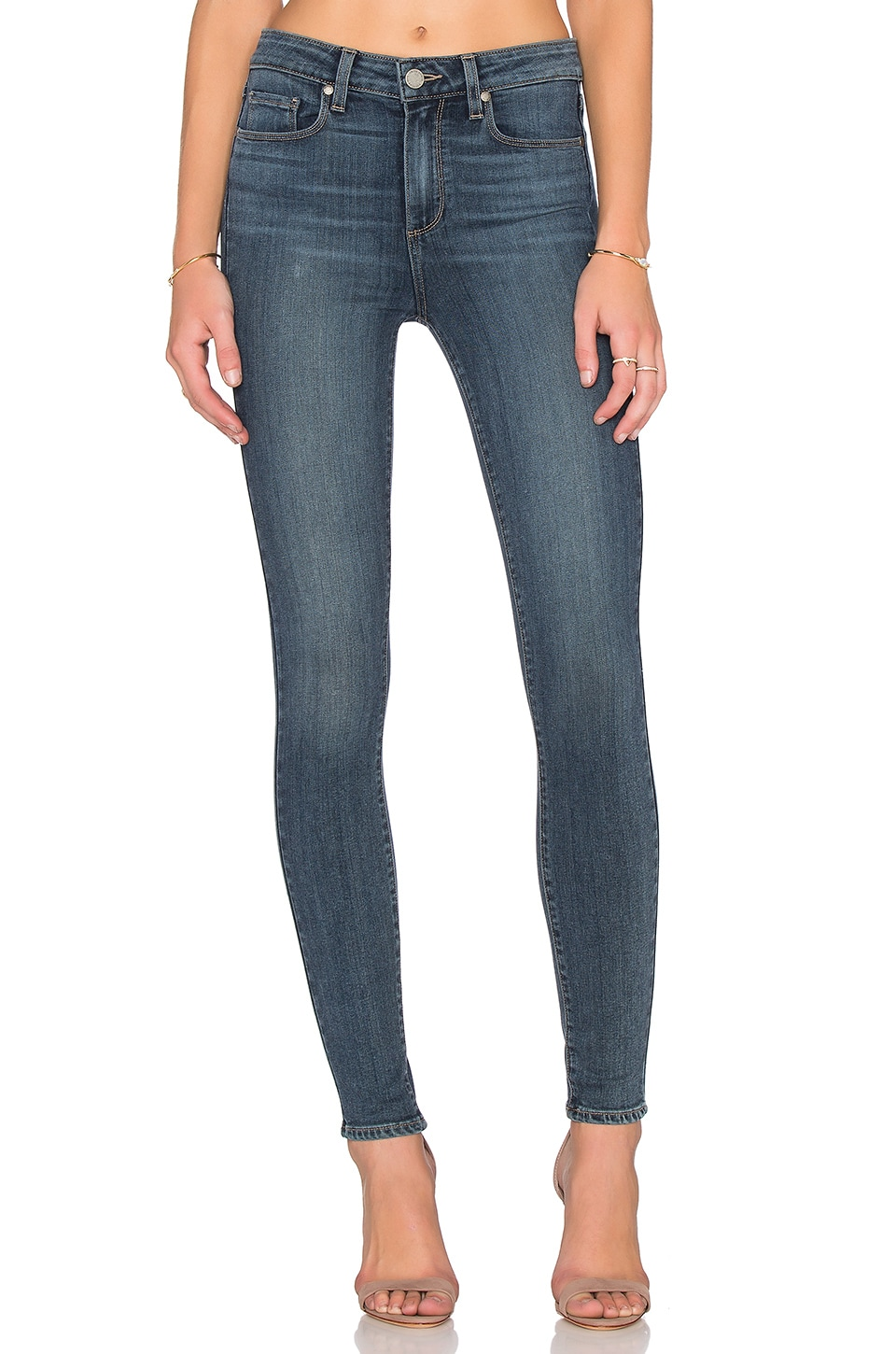 PAIGE Hoxton Ultra Skinny in Kenley