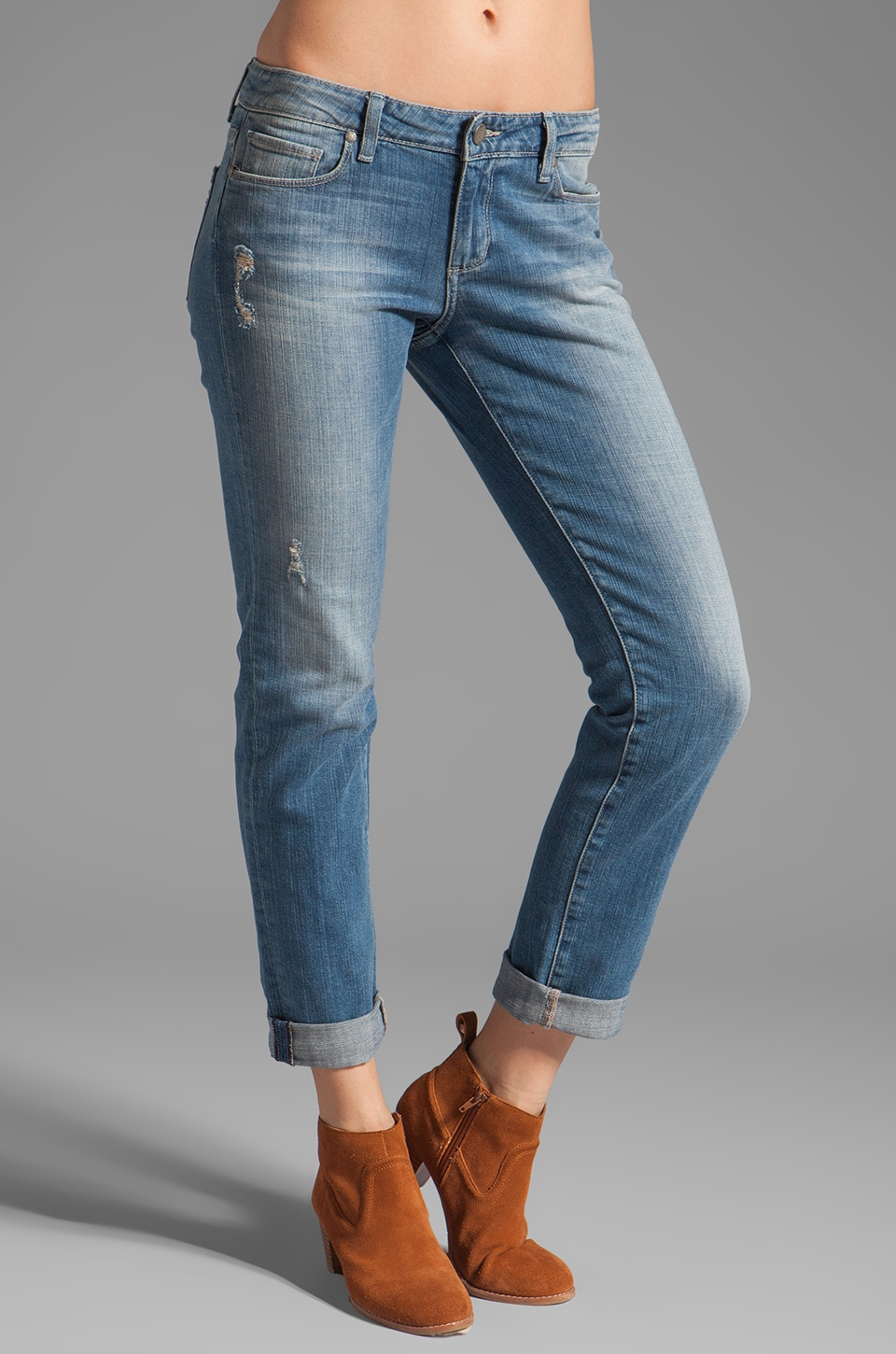 Paige Denim Jimmy Jimmy Skinny in Sadie
