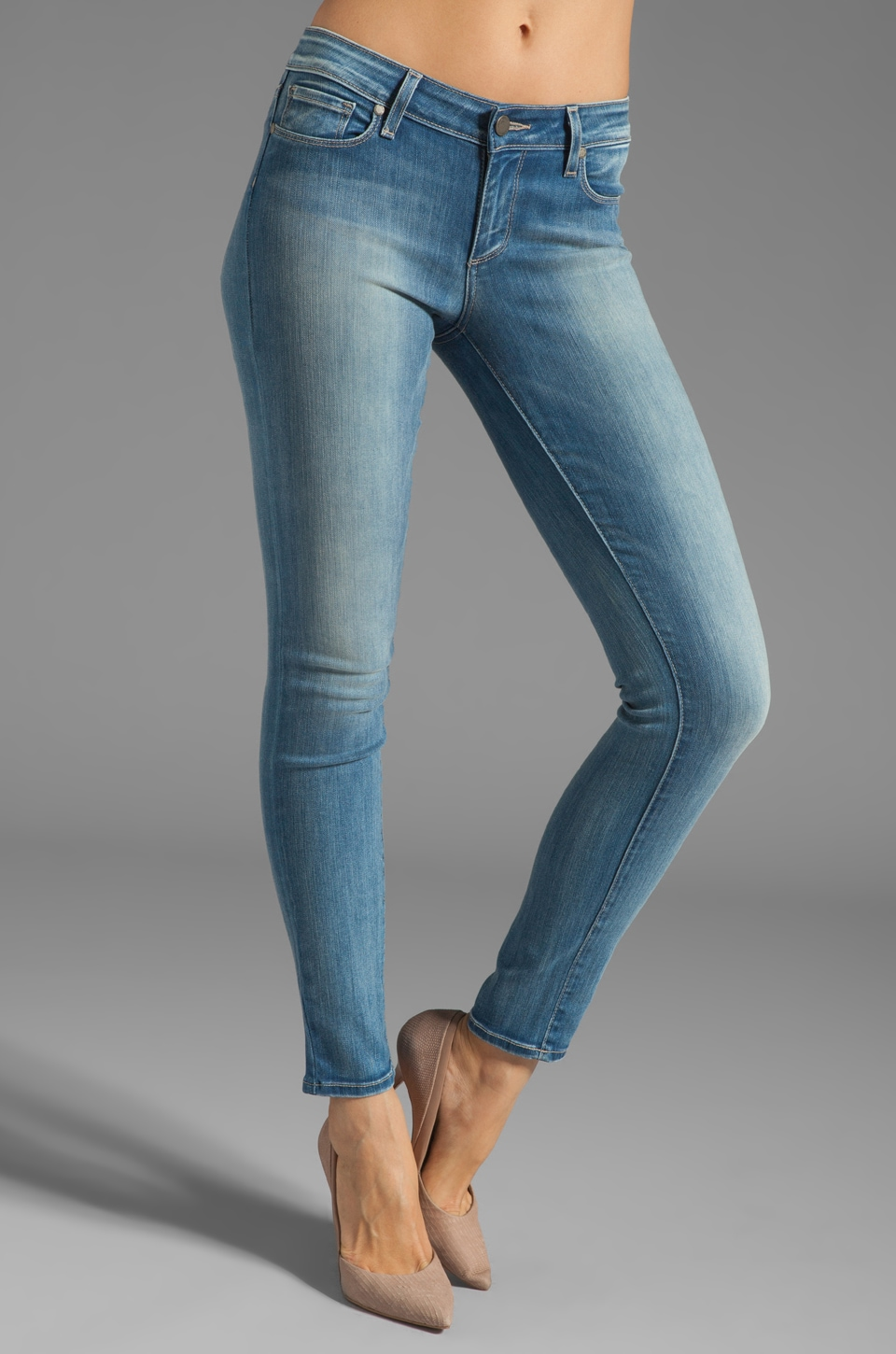 PAIGE Denim Verdugo Ultra Skinny in Gratitude