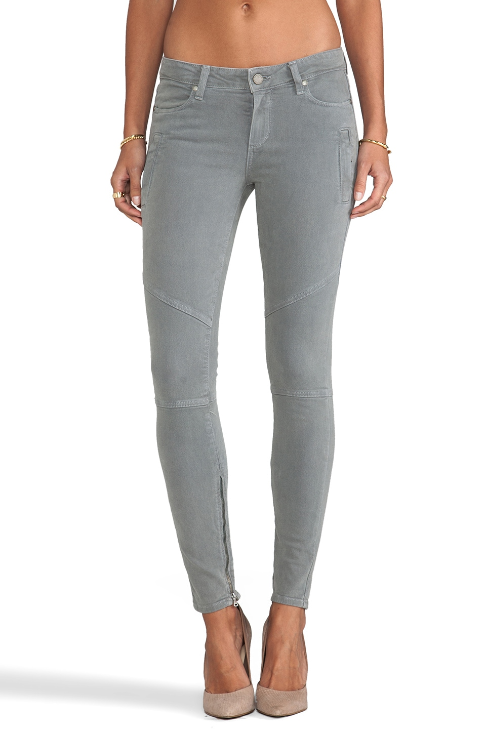 Paige Denim Marley Skinny in Cloud Cover