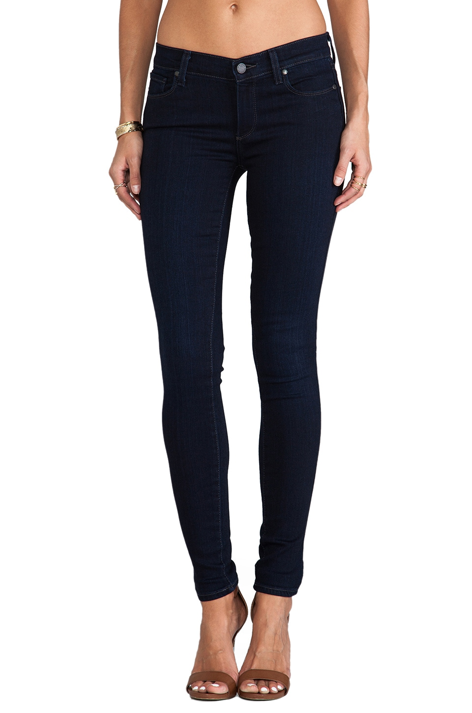Paige Denim Verdugo Ultra Skinny in Brienne