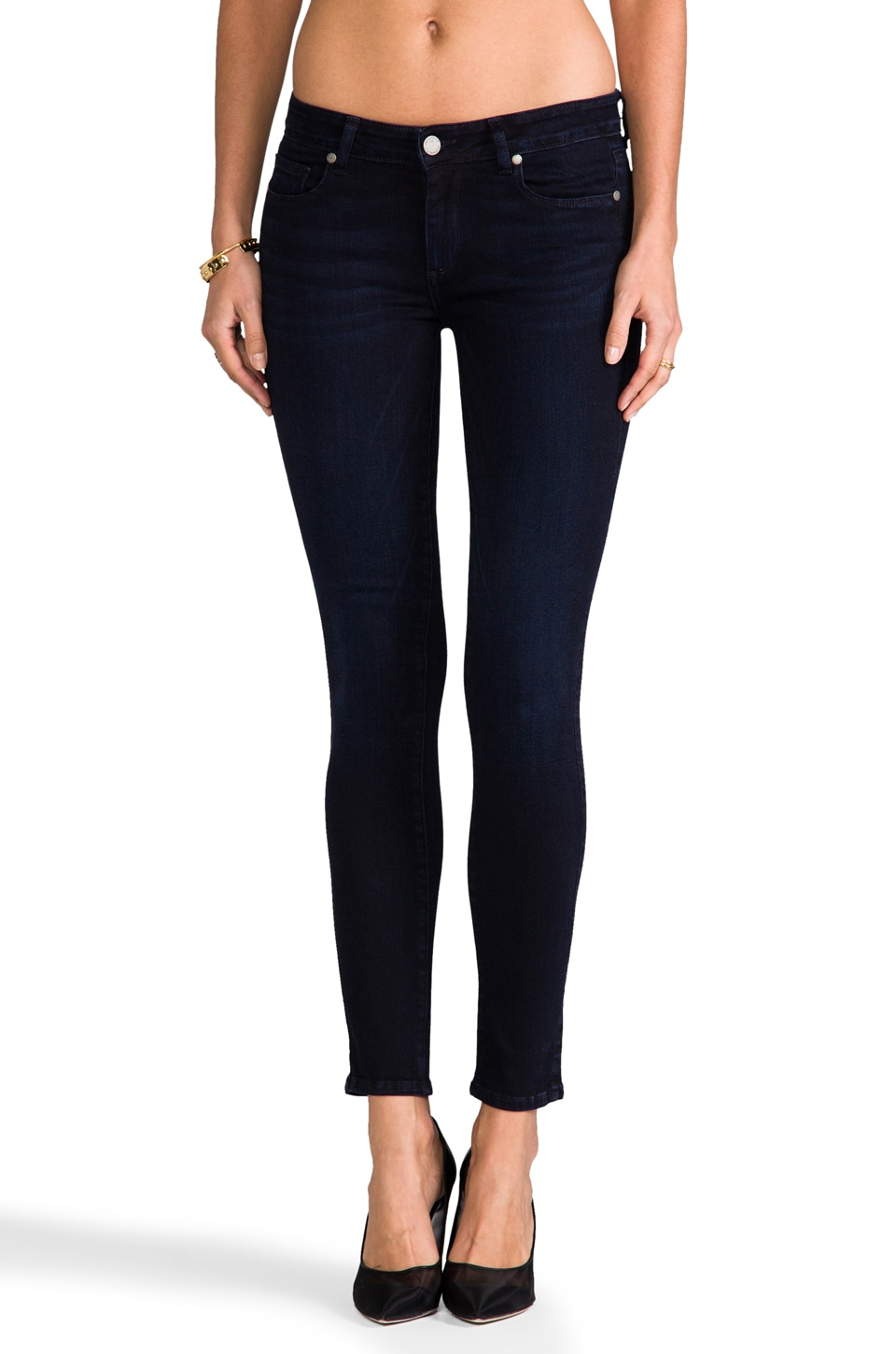 PAIGE Denim Verdugo Ultra Skinny in Peyton