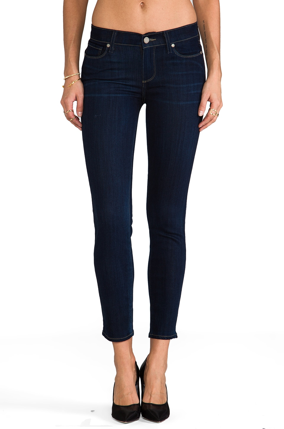 Paige Denim Verdugo Ankle in Ashbury
