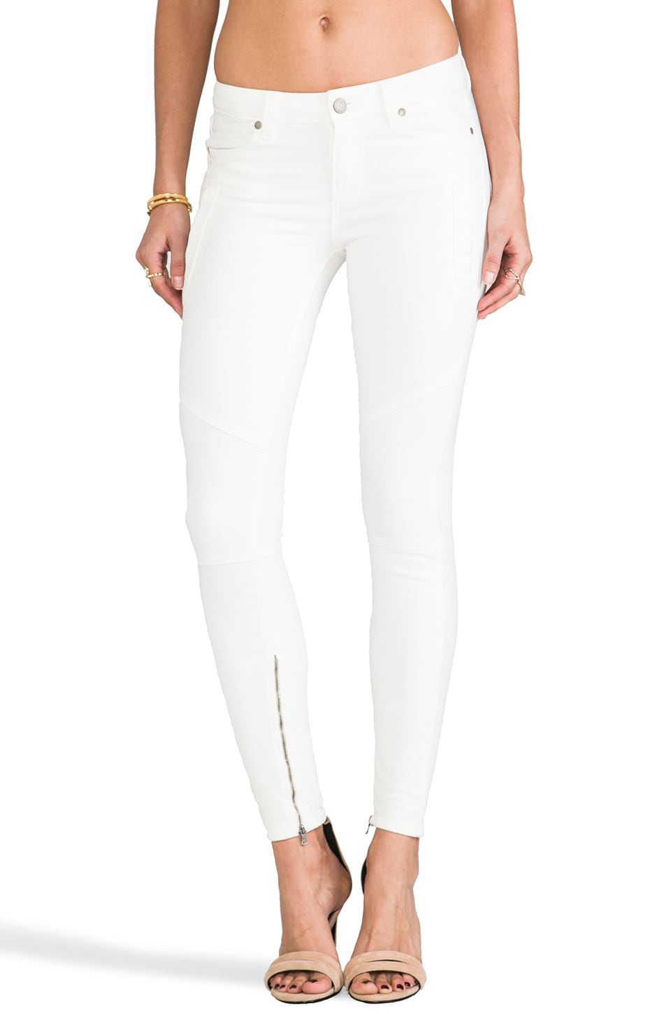 Paige Denim Marley Pant in Vanilla Bean