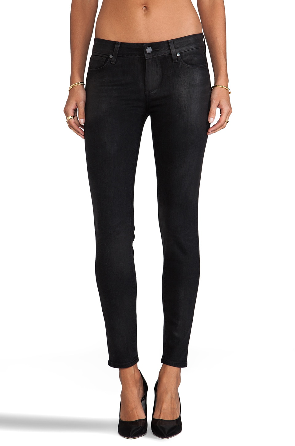 Paige Denim Verdugo Ultra Skinny in Maison