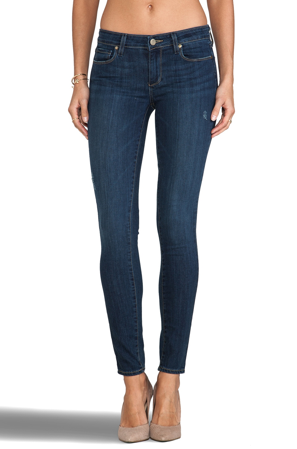 PAIGE Denim Verdugo Ultra Skinny in Avery