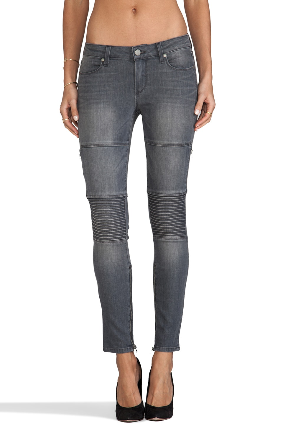 Paige Denim Demi Ultra Skinny in Hart
