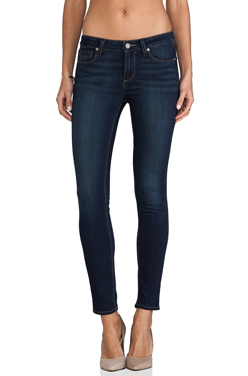 PAIGE Denim Verdugo Ankle in Nottingham