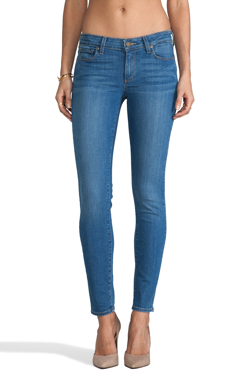PAIGE Denim Verdugo Ultra Skinny in Harrison