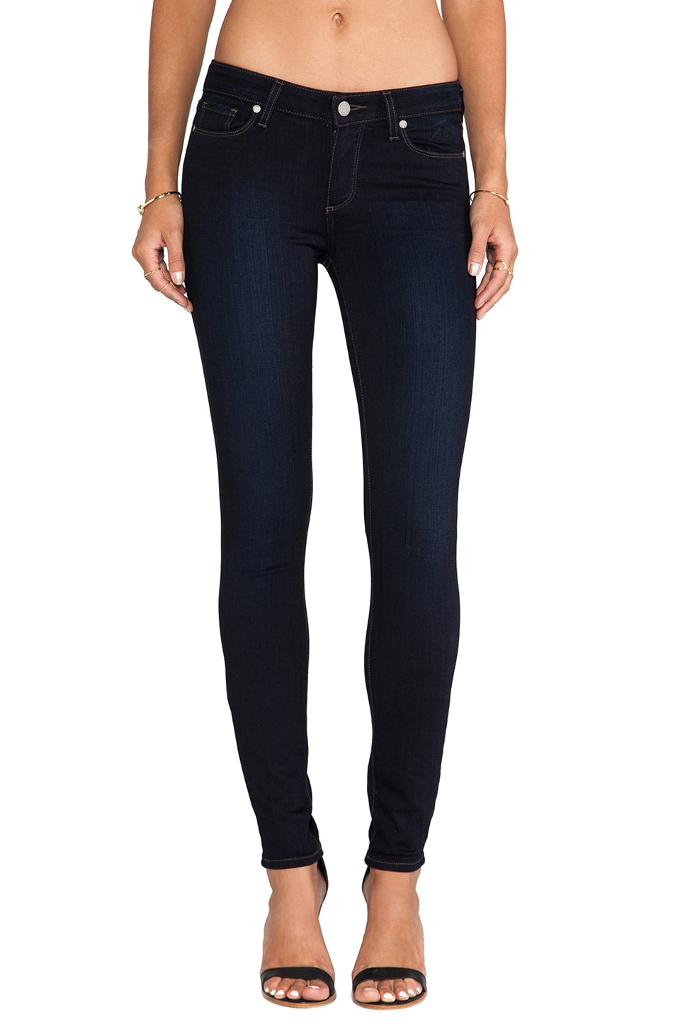 Paige Denim Verdugo Ultra Skinny in Mona