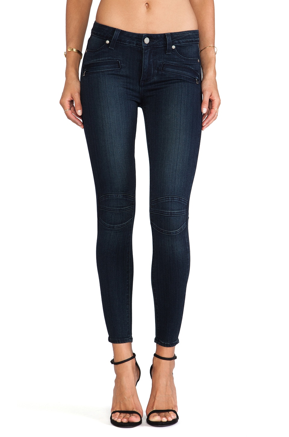 Paige Denim Ollie Skinny in Midlake
