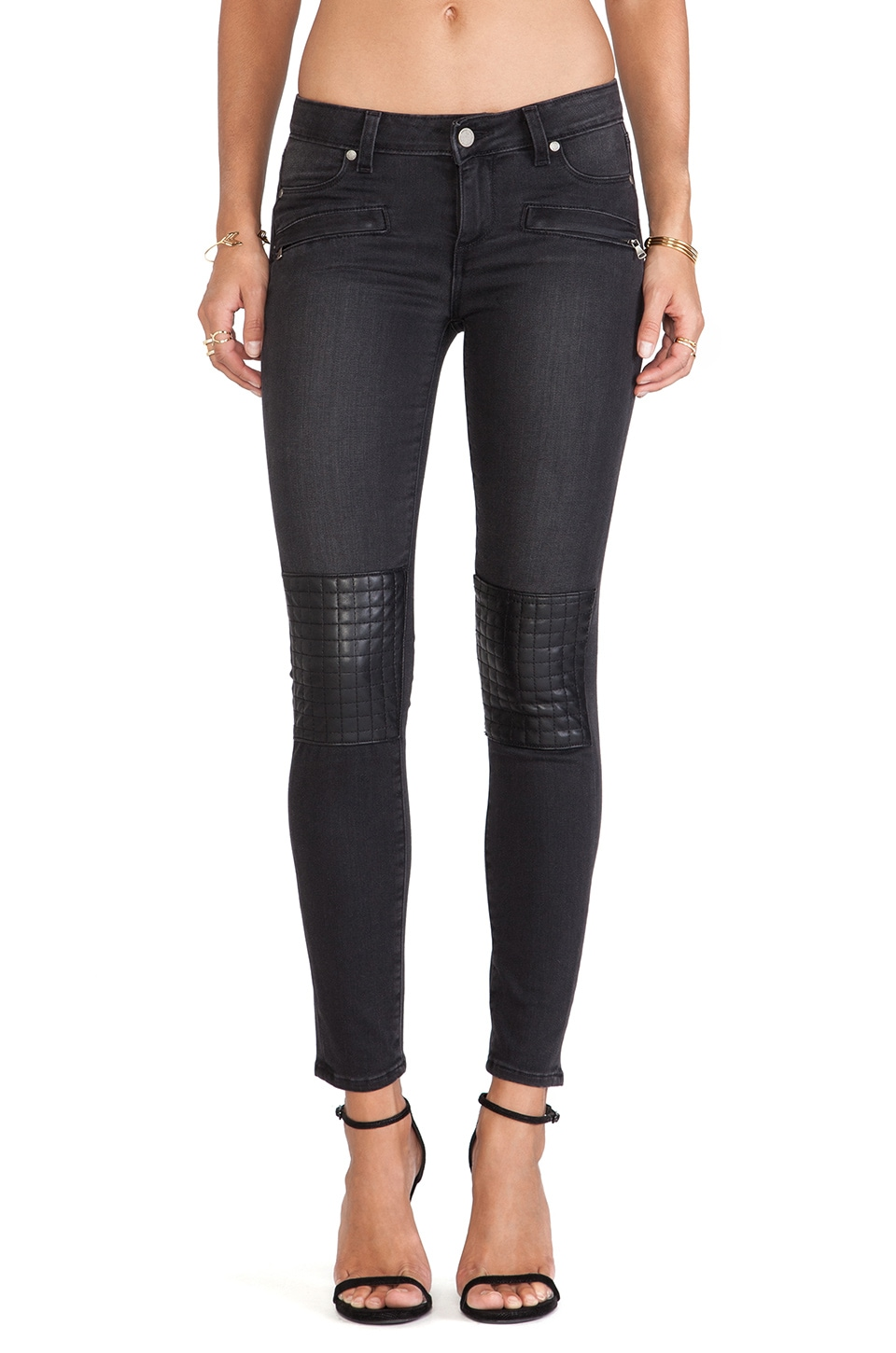 PAIGE Denim Harlem Ultra Skinny in Moscow