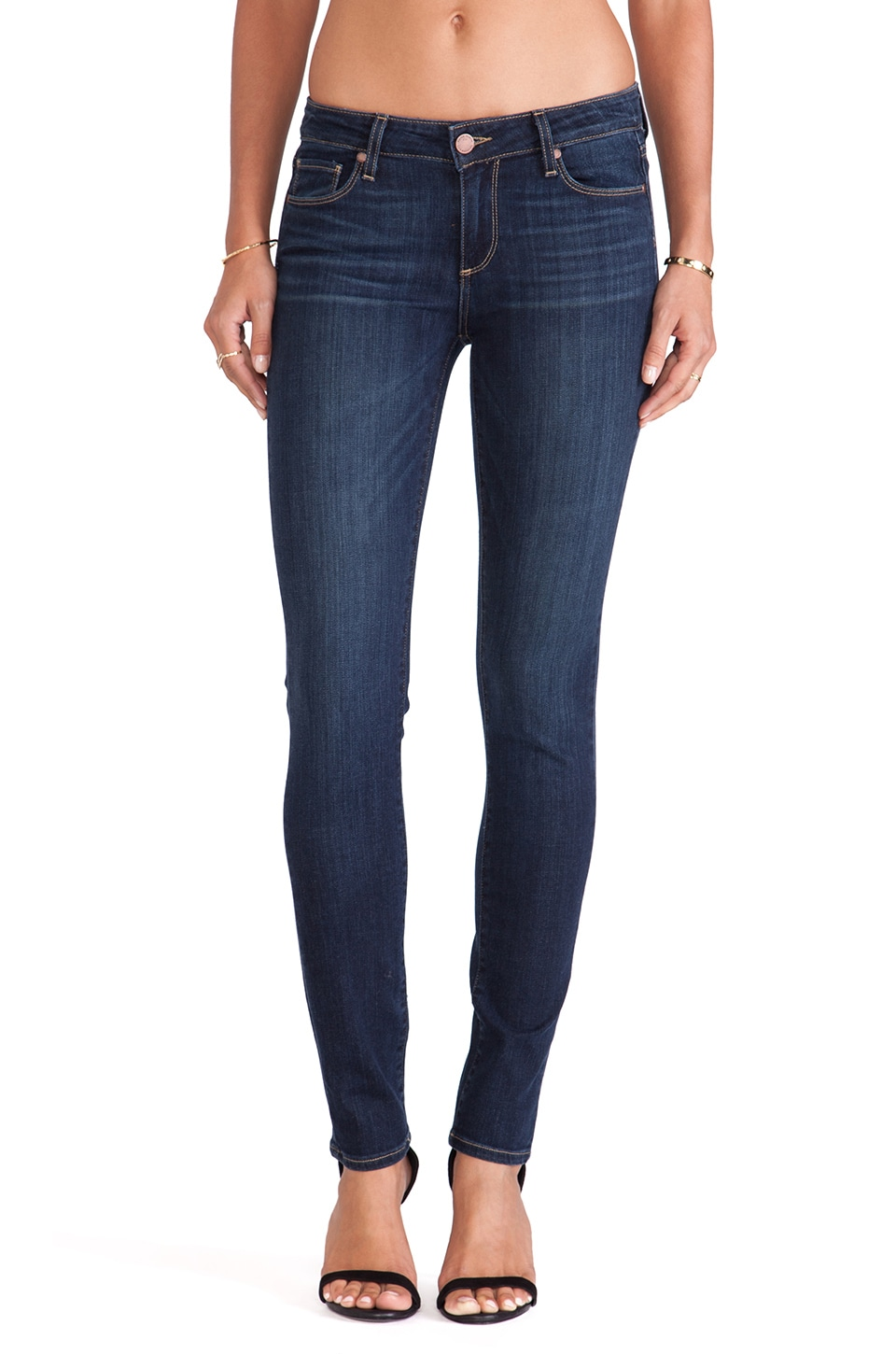 PAIGE Denim Skyline Skinny in Verona