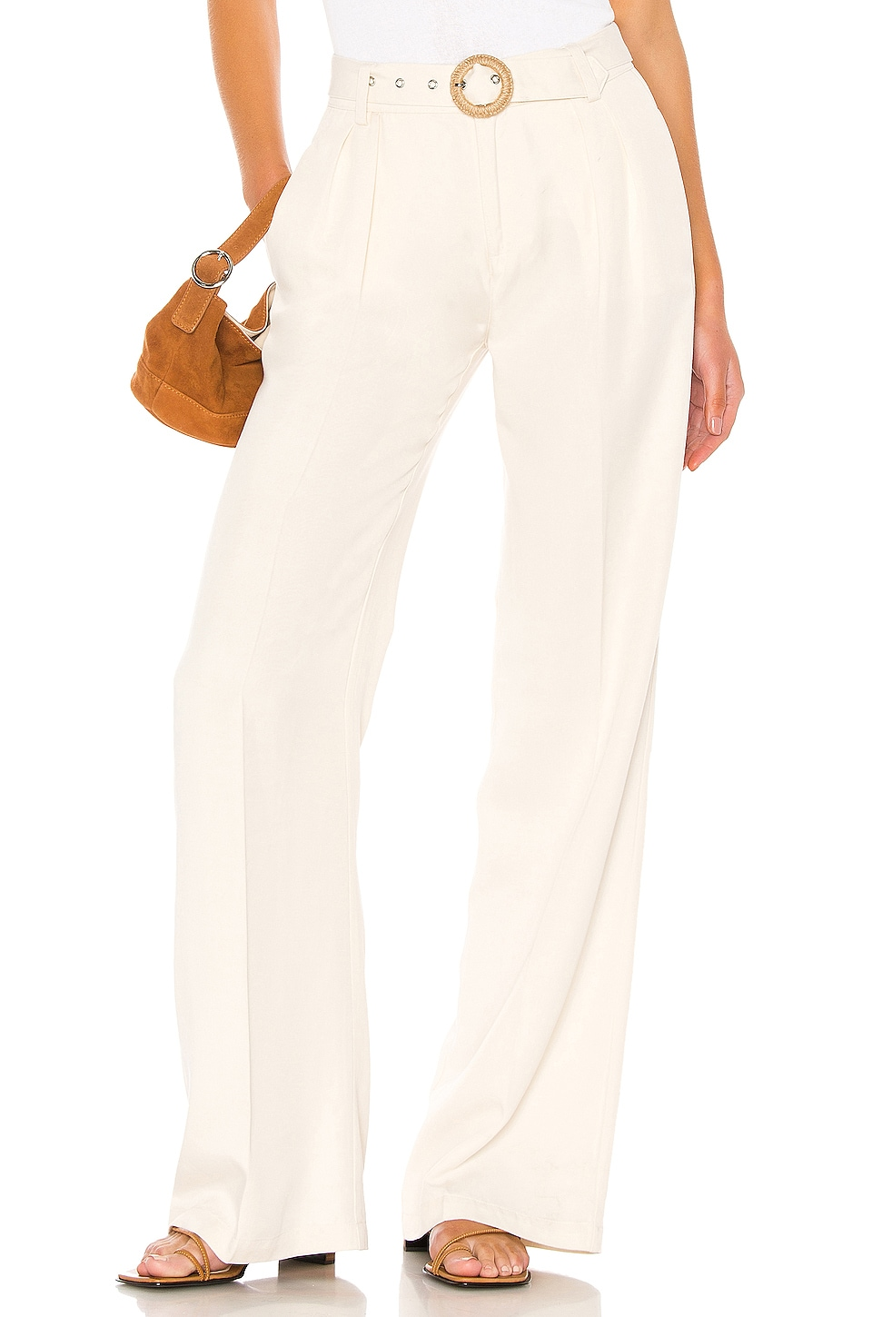 PAIGE Rachel Pant in Birch