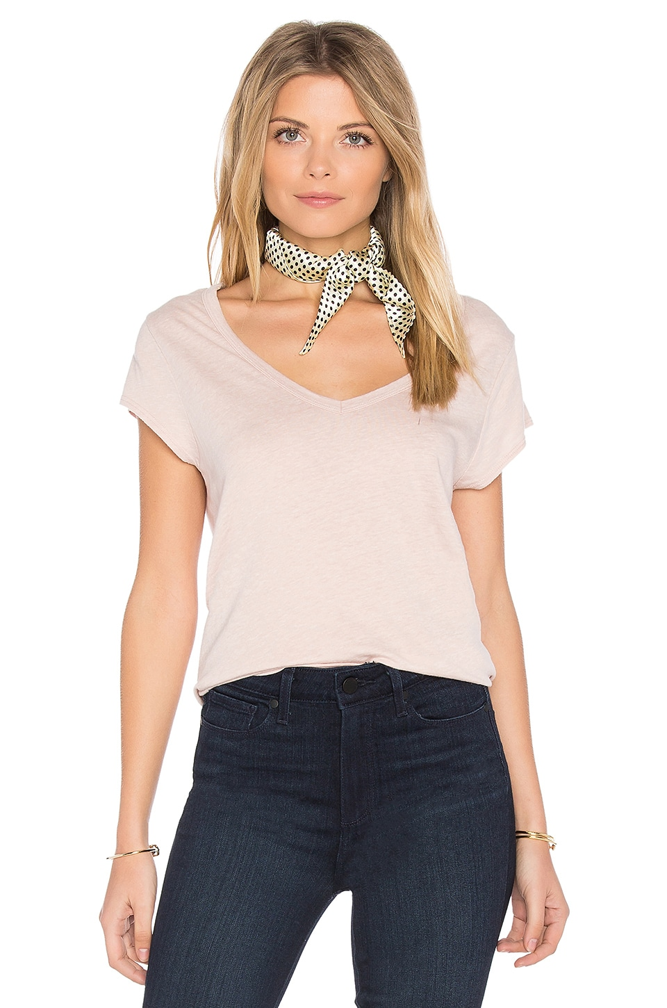 Nicoletta Tee by Paige