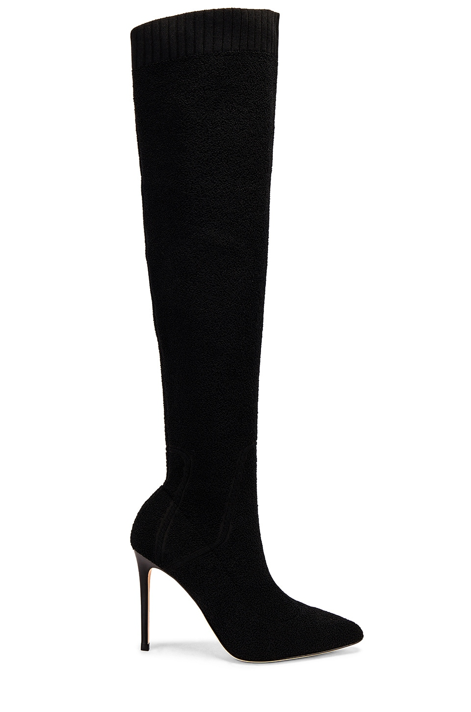 PAIGE Jessamine Boot in Black
