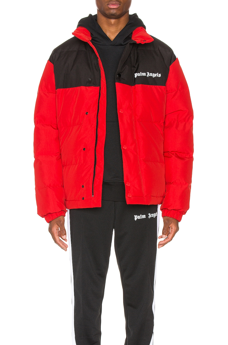 Palm Angels BLOUSON DOWN TRACK