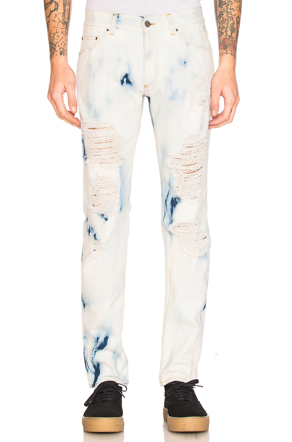Tie Dye Jean by Palm Angels