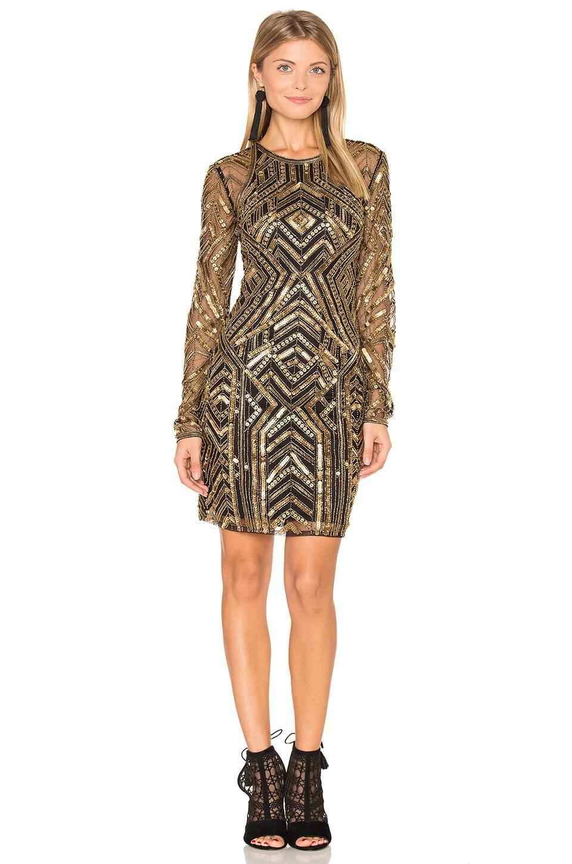 Isabelle Dress by Parker Black