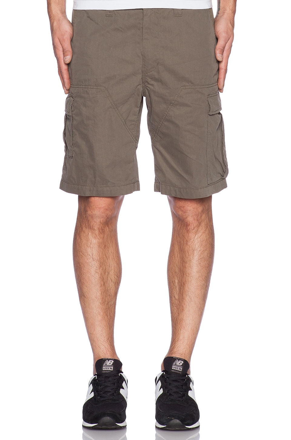 Borderless Cargo Shorts